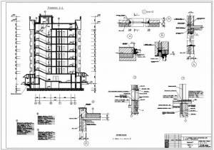 Dp_22 монолитный жилой дом - дипломные проекты пгс - каталог.