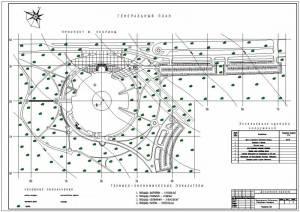 Национальная библиотека. Генеральный план