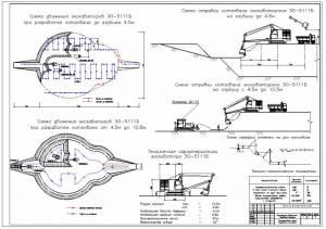 Национальная библиотека. Технологическая карта на земляные работы