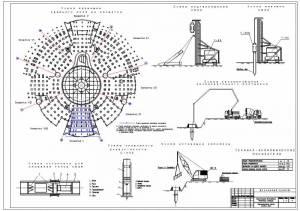 Национальная библиотека. Технологическая карта на свайные работы